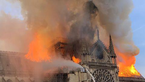 INCENDIE DE LA CATHEDRALE NOTRE-DAME DE PARIS : le message de soutien de Roch Kaboré