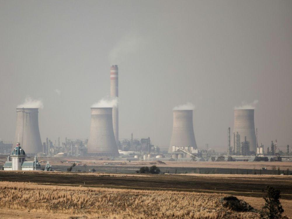 EMISSIONS DE CARBONE: l'Afrique du Sud, 1er pollueur africain, instaure une taxe