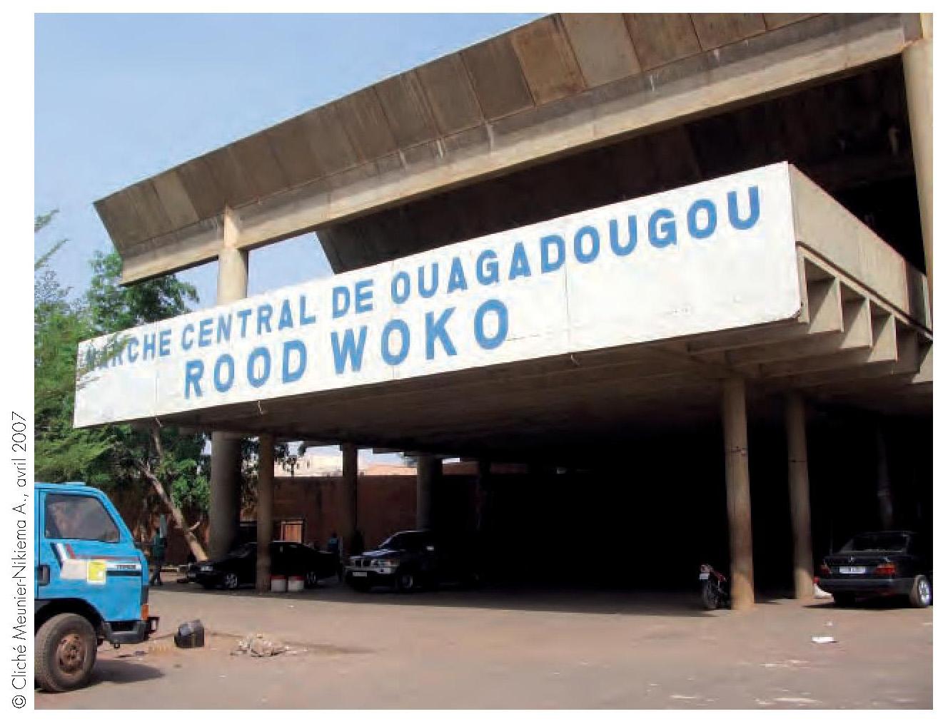 ROOD WOKO: les installations de kiosques au sein du marché interdites