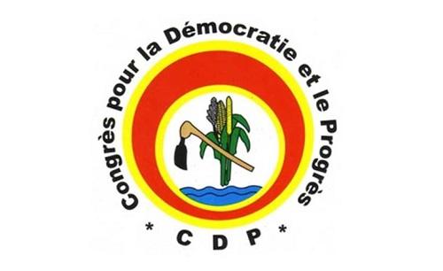 CDP: jugeant le prochain congrès illégal, des militants saisissent le MATDCS
