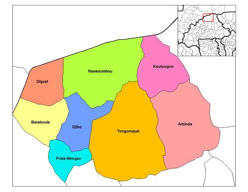 KOUTOUKOU DANS LE SAHEL: un détachement militaire attaqué