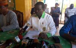DRAME DE  KOUTOUGOU: l'UPC demande «la démission pure et simple du gouvernement»