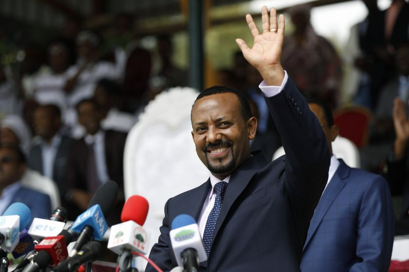 NOBEL DE LA PAIX 2019: le prix décerné au Premier ministre éthiopien, Abiy Ahmed
