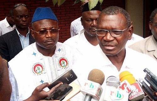 CRISE AU CDP: une délégation pro-Eddie chez le fondateur du parti à Abidjan