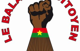 PROJET DE 3e  MANDAT DE ALPHA CONDE: la mise en garde du  Balai citoyen  Alpha Condé