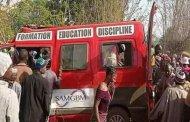 GUINEE: des footballeurs périssent dans un accident de la circulation