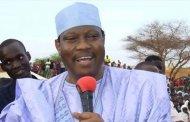 COVID-19 : l'opposant nigérien Hama Amadou libéré