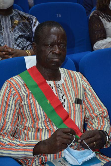 ASSEMBLEE NATIONALE: Issouf Kabré remplace  la regrettée Rose Marie Konditamdé