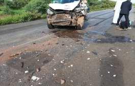 MALI: un véhicule du convoi de l'Imam Dicko victime d'un accident de circulation