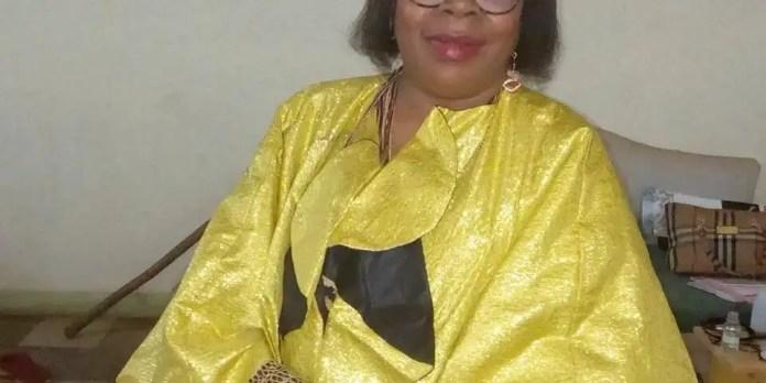 Beatrice Elom, la vice-présidente de Transparency international Cameroun  trouve la mort après qu'on lui ait injecté un vaccin anti covid