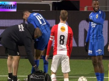 FC Emmen - Vitesse