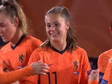 Nederlands dames elftal