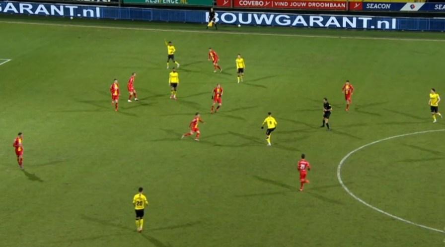 VVV - Go Ahead Eagles