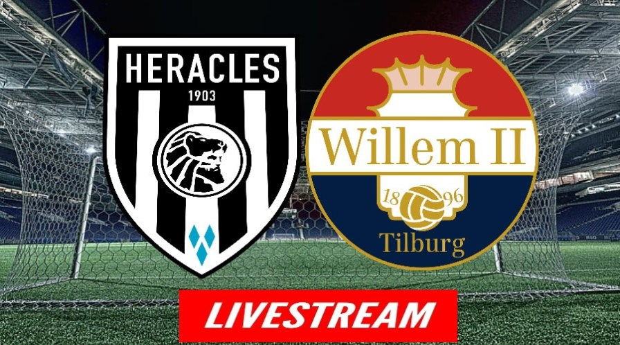 Livestream Heracles Almelo - Willem II