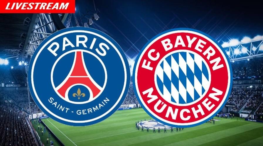 Paris SG - FC Bayern München gratis voetbal livestream