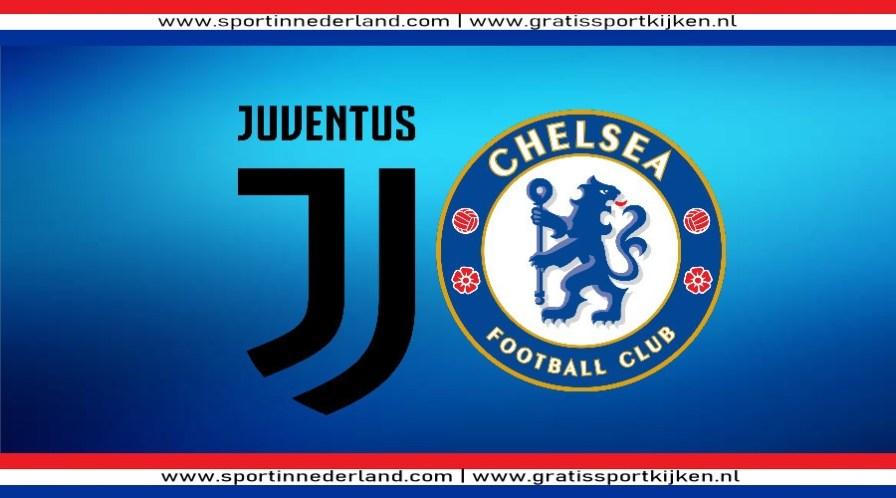 Champions League livestream Juventus - Chelsea