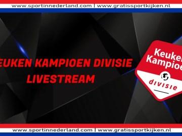 Livestream De Graafschap - FC Eindhoven & Telstar - FC Volendam