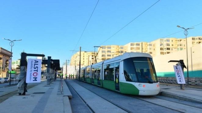 Alstom Algérie entame la dernière phase d'essais dynamiques du tramway de Constantine