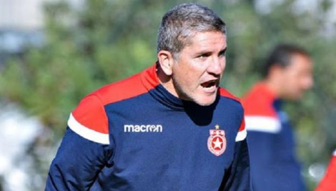 Garrido est l'ancien entraîneur de l'Etoile Sahel