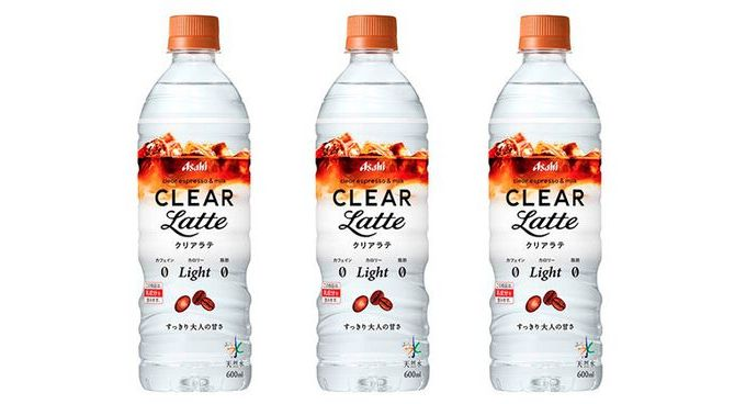 Clear Latte Asahi
