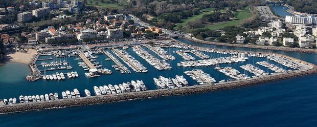 06 (Alpes-Maritimes) Port la Napoule (Mandelieu-la-Napoule)