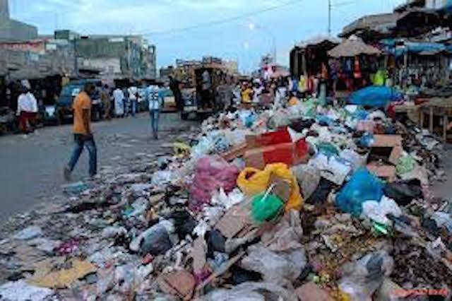Beaucoup d'investissements sur les ordures et peu de résultats