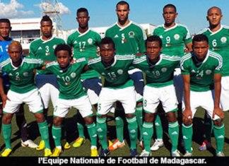 Match retour contre le Sénégal