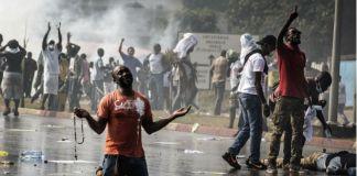 Libreville sous le choc post-électoral