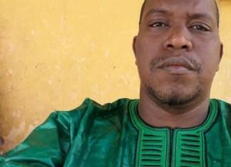 Boubacar Bah journaliste s'en est allé