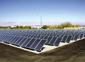 La centrale solaire de Malicounda