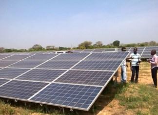 La centrale solaire de Malicounda en renfort