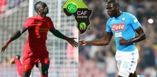 Sadio Mané et Kalidou Koulibaly nominés au ballon d'or