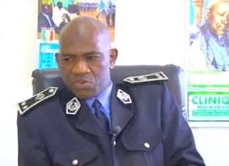 Le commissaire Bécaye Diarra transféré de Touba