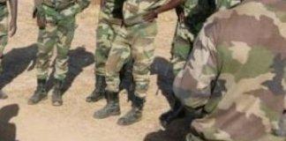 L'armée sénégalaise touchée par un drame