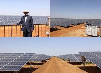 La centrale solaire de Malicounda a démarré