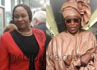 Mme Marième Faye Sall ou Mme Khady Samaké Kaba