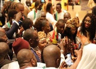 La diaspora sénégalaise de Paris