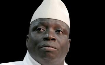 La biographie de Yahya Jammeh