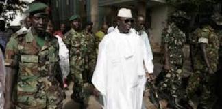 Yahya Jammeh rejette les résultats du scrutin présidentiel