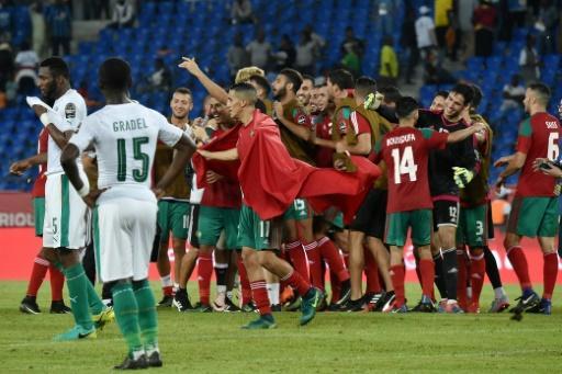Le Maroc en quarts