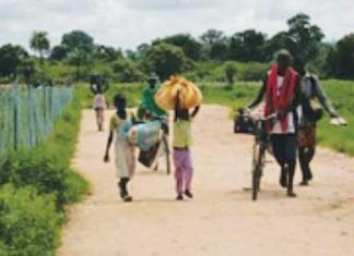 La Croix-Rouge sollicitée par des villageois