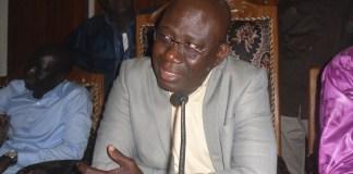 Budget Conseil départemental de Tambacounda