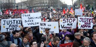 Théo, violences policières