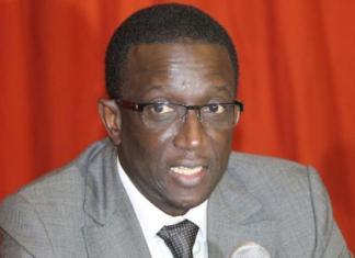Comtes extérieurs du Sénégal
