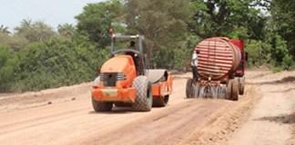 L'AGETIP en Casamance