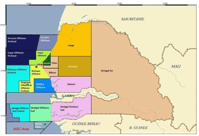 Le Sénégal, eldorado gazier