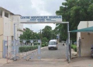 Hôpital régional de Kaolack
