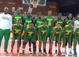 Afrobasket dames 2017