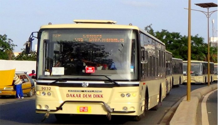 Les bus rapides sur voies réservées