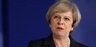"""Theresa May """"Daesh"""""""